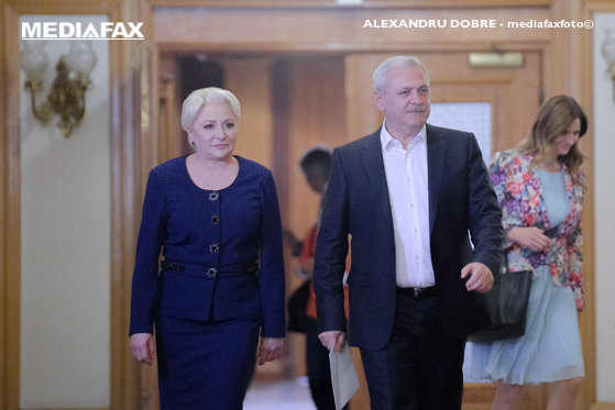 Imaginea articolului Schimbare de decor la sediul PSD Constanţa. Tabloul lui Liviu Dragnea, înlocuit cu cel al Vioricăi Dăncilă | FOTO