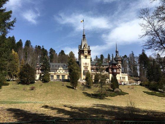 Imaginea articolului Contractul de închiriere a Castelului Peleş a fost prelungit până pe 31 decembrie. Anunţul Ministerului Culturii