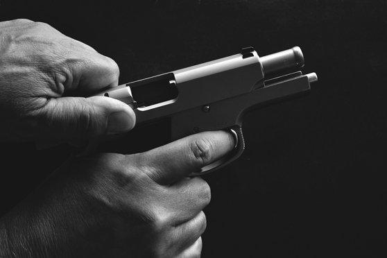 Imaginea articolului Pistol cu gaze furat de un bărbat care a intrat prin efracţie într-o casă din Timişoara