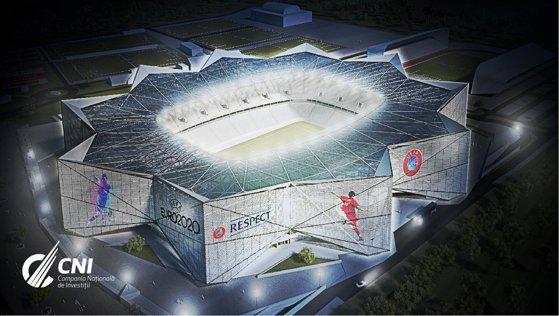 Imaginea articolului Arena din Giuleşti nu va fi gata pentru EURO 2020, iar contractele pentru stadioane au fost scumpite cu 40%