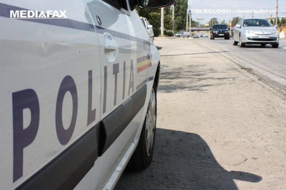 Imaginea articolului Un bărbat din Maramureş şi-a bătut fratele, a dat foc la casă şi a ameninţat cu o armă poliţiştii
