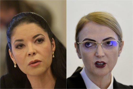 Imaginea articolului Scandalul continuă între ministrul Justiţiei şi şefa CSM. Reacţia lui Birchall, după ce Savonea a anunţat că sesizează CCR