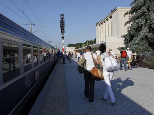 Imaginea articolului Gara Bucureşti-Băneasa va fi redeschisă