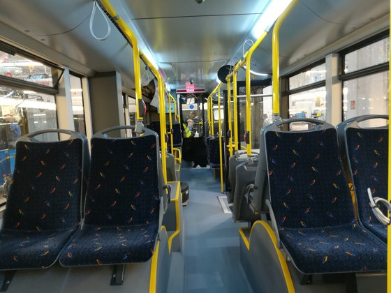 Imaginea articolului Primăria Braşov cumpără zeci de autobuze electrice de mici dimensiuni, pentru centrul istoric