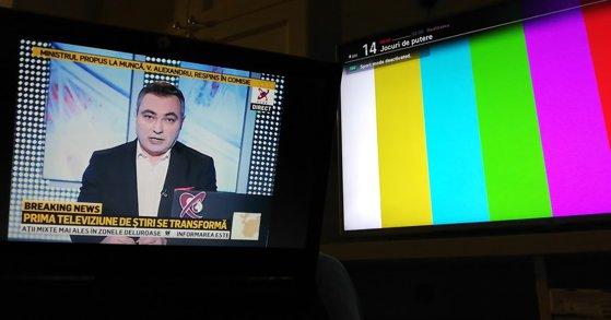 Imaginea articolului Realitatea TV s-a închis miercuri noapte. De la ora 00.00, Realitatea Plus a început emisia online - FOTO