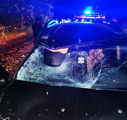 Imaginea articolului Accident cu 5 răniţi, în Hunedoara, provocat de un şofer băut care a făcut o depăşire
