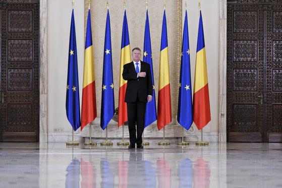 Imaginea articolului Iohannis, mesaj de Sfântul Andrei: Zi deosebit de importantă a tuturor românilor, aflaţi în ţară şi în Diaspora