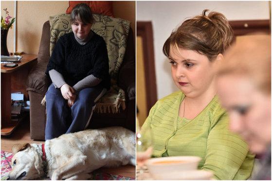 """Imaginea articolului Lăsată fără vedere de o tumoră pe creier, Ecaterina nu a vrut să ajungă """"un asistat social depresiv"""". A fost admisă cu media 9,92 la Psihologie"""