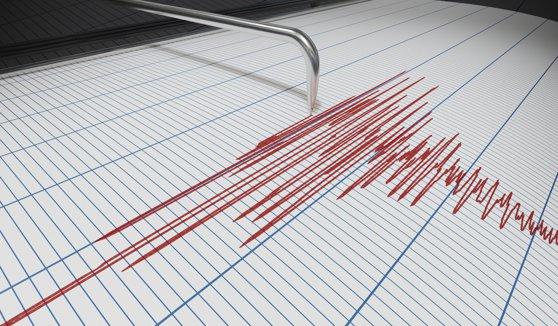Imaginea articolului Cutremur de 3,4 s-a produs în zona seismică Vrancea