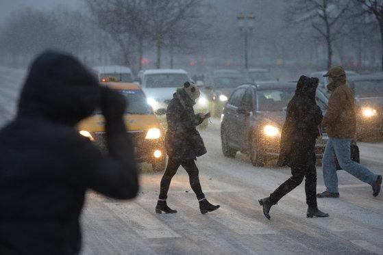 Alertă METEO: Cod GALBEN de viscol şi zăpadă, de joi până sâmbătă. Zonele vizate
