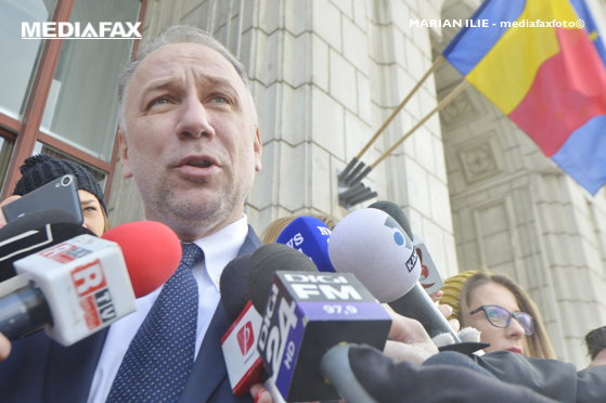Răspunsul procurorului general Bogdan Licu după ce a fost întrebat dacă susţine desfiinţarea Secţiei speciale