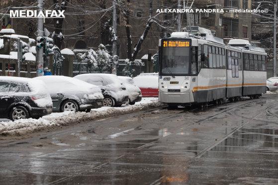 Imaginea articolului Primarul Capitalei vrea ca linia de tramvai să devină bandă unică şi pentru autobuze: Va crea posibilitatea să se circule civilizat