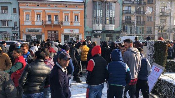 """Imaginea articolului Protest în Târgu Mureş faţă de declaraţiile lui Dorin Florea. S-a cerut demisia primarului: """"Ruşine să vă fie!"""""""