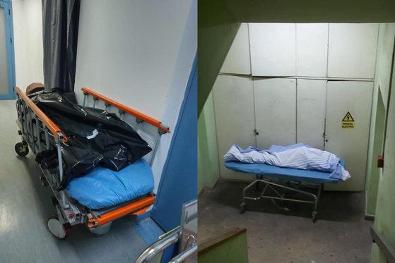 Imaginea articolului Cadavre pe holurile SUUB: Inspectorii sanitari au făcut verificări şi au dat amenzi de 21.000 de lei