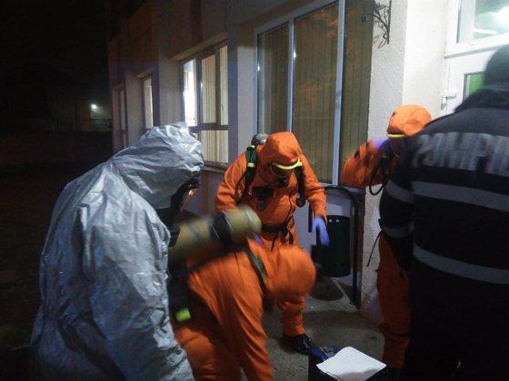Imaginea articolului DSP Arad, despre elevii de la liceul unde s-a făcut deratizare: 18 copii la UPU, trei internaţi