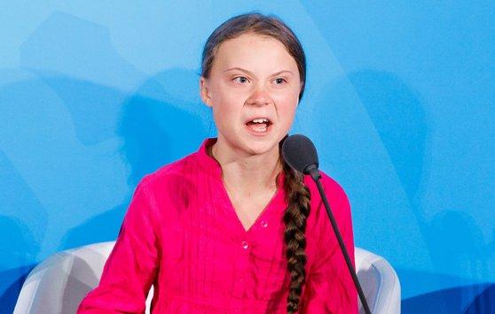 Greta Thunberg face apel la liderii lumii să facă mai multe pentru stoparea schimbărilor climatice
