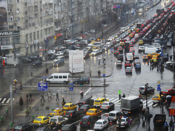 Imaginea articolului O intersecţie din Capitală ar putea fi denumită Alexandru Pesamosca. Proiectul, analizat de Primărie