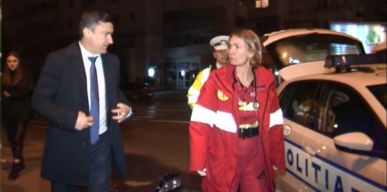 Imaginea articolului Dosar penal deschis după accidentul lui Mihai Chirica | Primele declaraţii ale edilului: Îmi pare rău şi de copiii aceia | Cine ar fi vinovatul