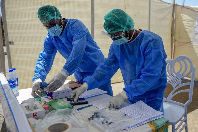 LISTA integrală a centrelor de testare pentru COVID-19 din România. Unde te poţi testa înainte de a merge în Grecia