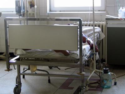 bacterii in spital)