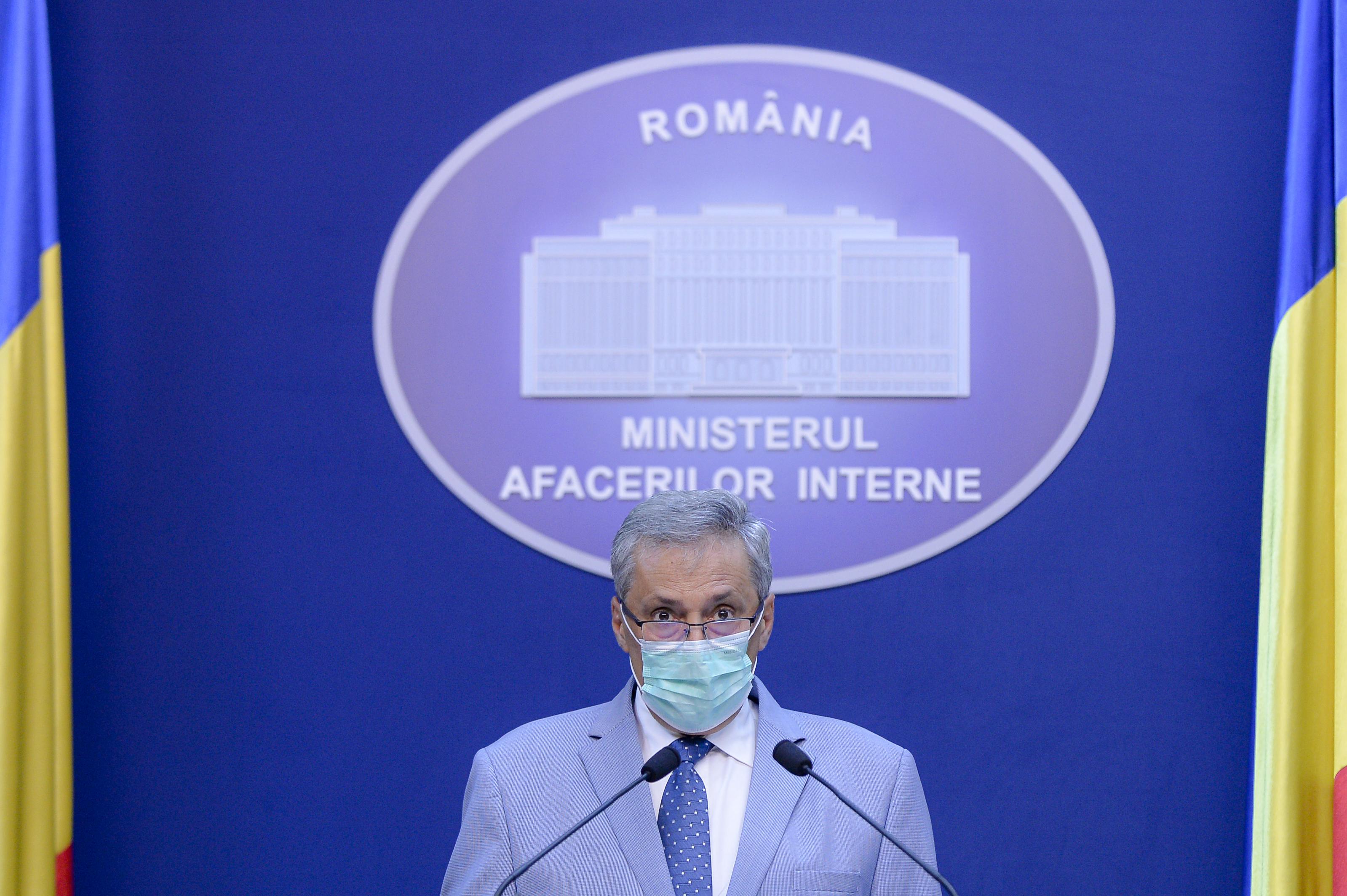 Ministerul de Interne a primit 1003 sesizări cu caracter electoral. Au fost întocmite 295 de dosare(...)