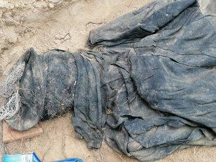 MINUNEA DE LA DERVENT /  După treizeci de ani, părintele Elefterie, ctitorul mînăstirii, a fost găsit cu veşmintele intacte, deşi a fost îngropat direct în pămînt  | GALERIE FOTO