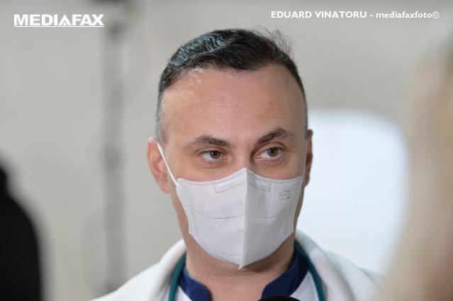 Relaxarea restricţiilor în România vine odată cu eliberarea spitalelor. Adrian Marinescu, despre momentul când lucrurile vor fi mai echilibrate|EpicNews