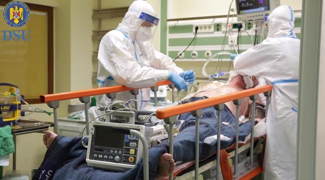 Paturile de la Spitalul Foişor au fost ocupate. Un al cincilea TIR de ATI, trimis la Piatra Neamţ. Presiunea la ATI scade|EpicNews