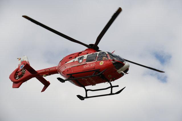 Elicopter SMURD, solicitat pentru a prelua un turist accidentat pe pârtia Vârtop|EpicNews