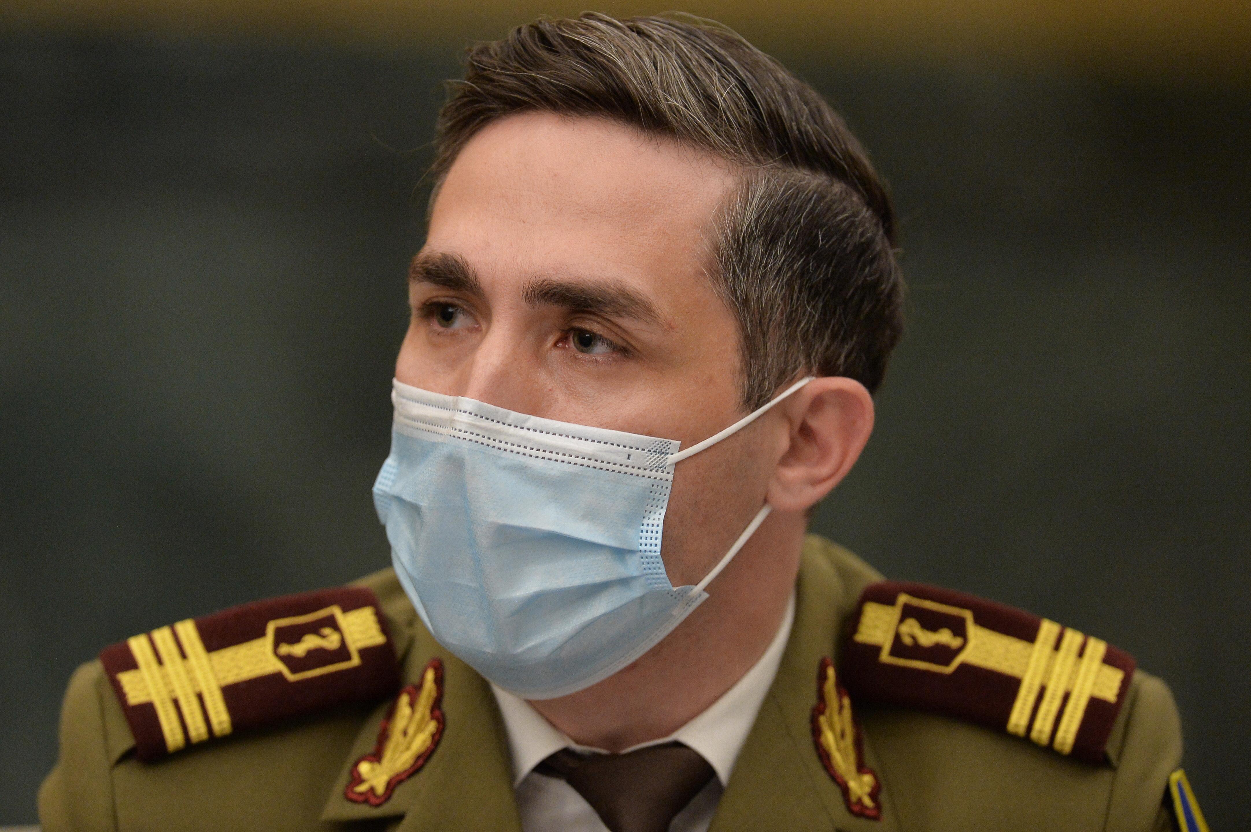 Valeriu Gheorghiţă, predicţii despre rata de vaccinare din Cluj-Napoca