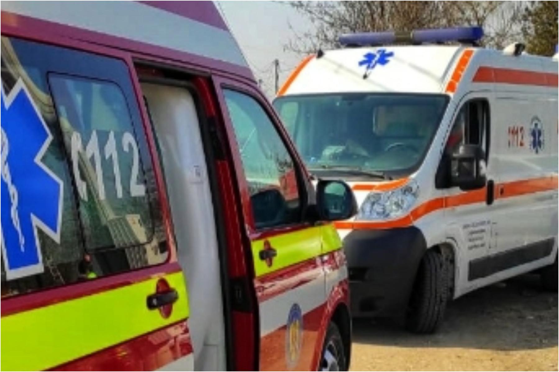 Un motociclist a murit după ce a fost lovit de o maşină, în judeţul Prahova