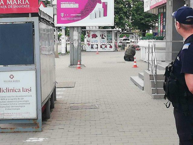 Alertă cu bombă în Iaşi. Ce conţine valiza suspectă |EpicNews