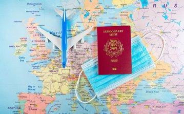 COVID-19. Ţările cu risc epidemiologic SARS-CoV-2: Franţa intră pe lista roşie. Noul document publicat de CNSU