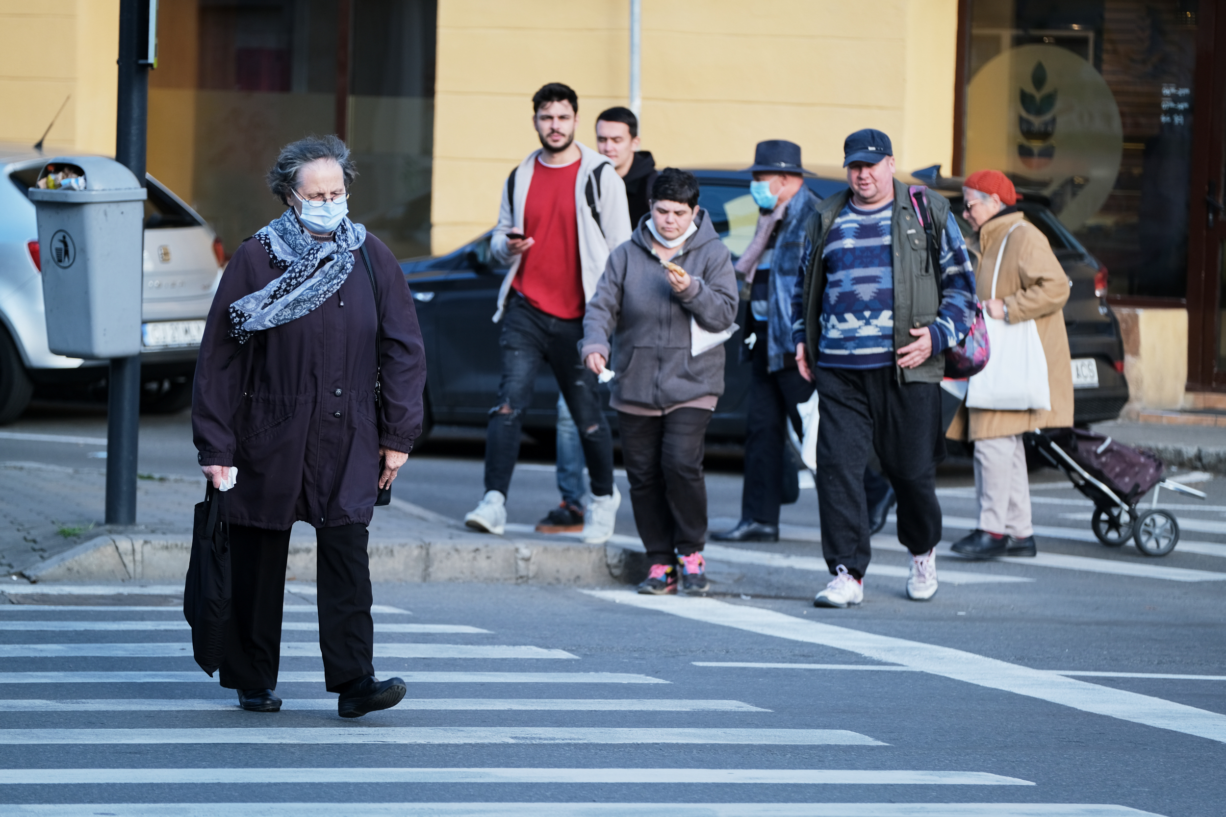 Incidenţa COVID-19 din Bucureşti este în continuă creştere. Rata de infectare duminică