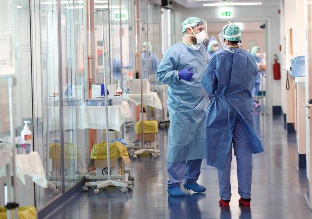 Un nou focar de COVID la Spitalul Judeţean din Galaţi. Este al şaptelea din valul patru|EpicNews