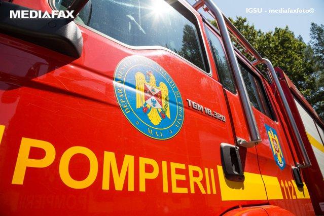 Alertă de incendiu la Spitalul Judeţean din Timişoara. Zeci de pompieri se află la faţa locului|EpicNews