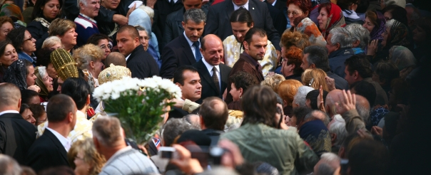 Peste 25.000 de persoane au vizitat biserca de la Cotroceni (Imagine: Octav Ganea/Mediafax Foto)