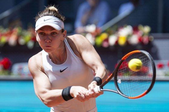 Imaginea articolului Simona Halep ar putea fi amendată de organizatorii turneului US Open