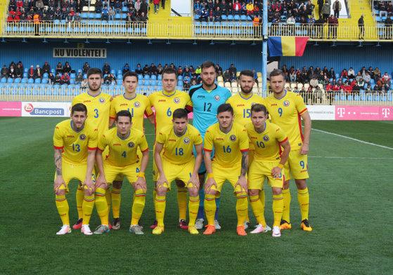 """Imaginea articolului Proaspăt calificată la EURO 2019, România U21 ar putea juca un amical """"de lux"""" cu naţionala similară a Franţei"""