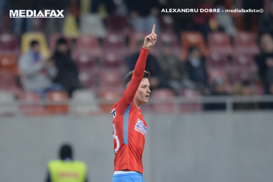 Imaginea articolului FCSB a câştigat, 1-0, cu Astra Giurgiu în Liga I Betano