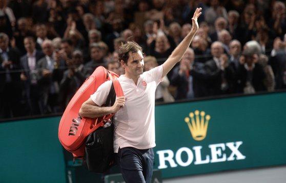 Imaginea articolului Roger Federer l-a învins pe Alexander Zverev în primul meci din finala Cupei Hopman