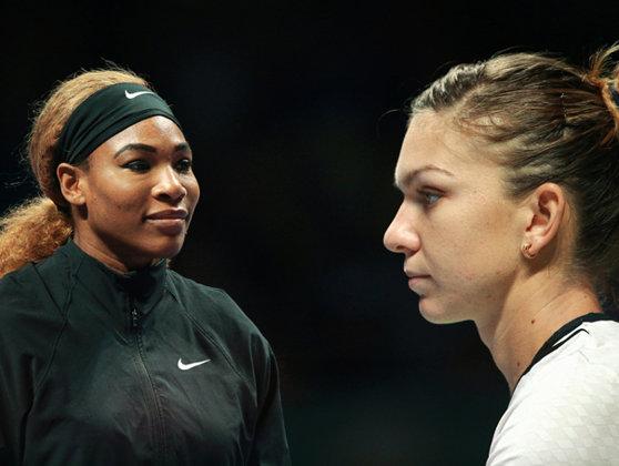 Imaginea articolului Simona Halep vs Serena Williams, în optimi la Australian Open