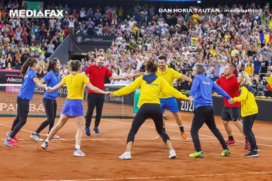 Imaginea articolului Cehia - România, din Fed Cup, se dispută în perioada 9-10 februarie