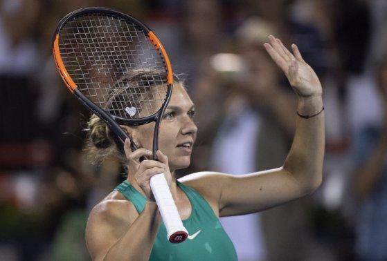 Imaginea articolului Simona Halep s-a calificat în finala turneului de la Doha, după ce a învins-o pe Elina Svitolina: E probabil cel mai bun meci făcut până acum