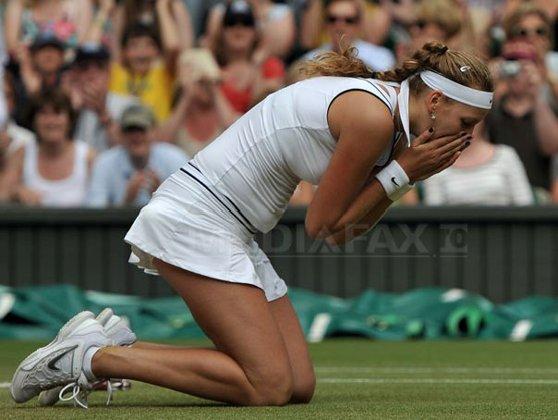 Imaginea articolului  Petra Kvitova a ieşit şi ea din competiţie la Roma/ Avertismentul pentru Simona Halep la Roland Garros