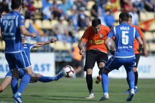 Fc Voluntari Dunărea Călărasi 0 0 In Play Out Ul Ligii 1