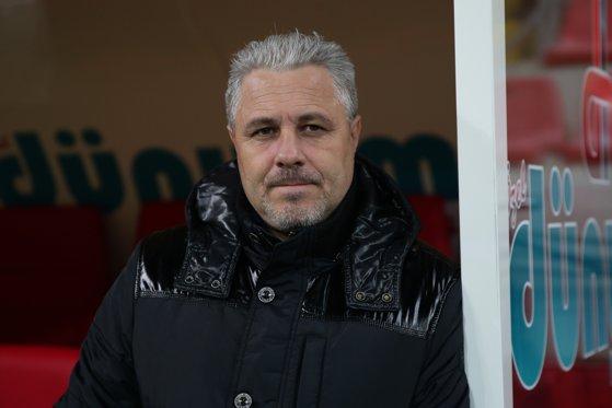 Imaginea articolului Marius Şumudică este noul antrenor al lui Gazişehir Gaziantep