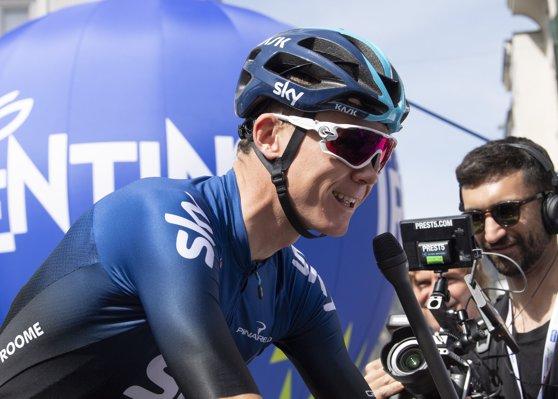 Imaginea articolului Chris Froome, multiplu câştigător al Turului Franţei, a suferit o intervenţie chirurgicală de aproape opt ore. Care este starea de sănătate a ciclistului