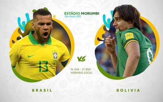 Imaginea articolului Brazilia a câştigat meciul inaugural de la Copa America 2019, scor 3-0, contra Boliviei