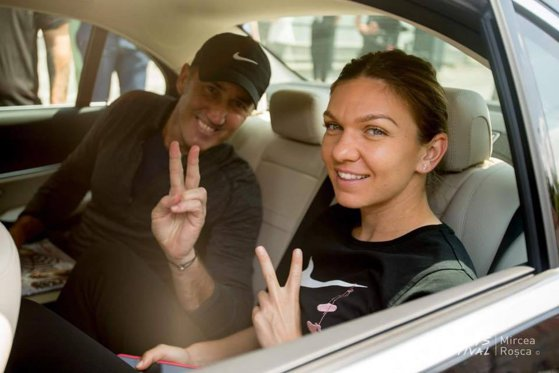 Imaginea articolului Darren Cahill îşi arată recunoştinţa faţă de Simona Halep: Am ajuns un mare antrenor pentru că am avut o mare jucătoare